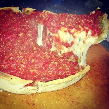 gusanos pizza little rock