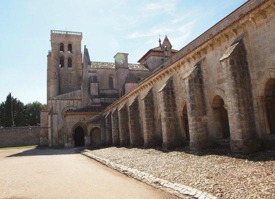 Monasterio de las Huelgas: Vista exterior