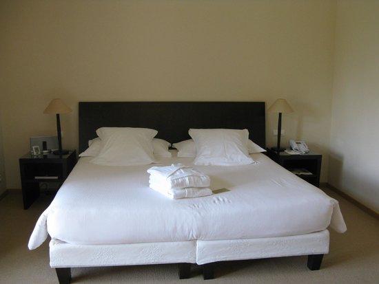 La Villa: Bedroom
