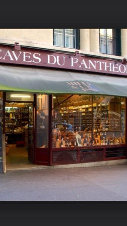Les caves du Pantheon