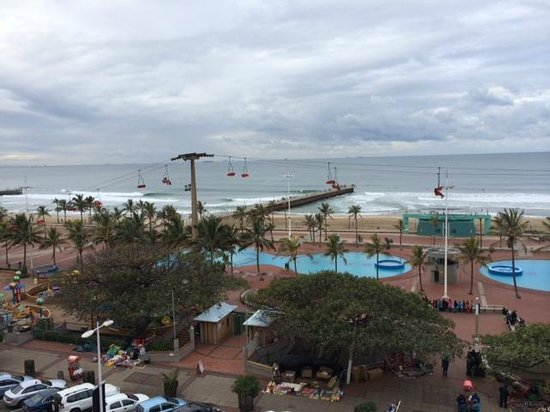 Protea Hotel by Marriott Durban Edward: Sea view from room
