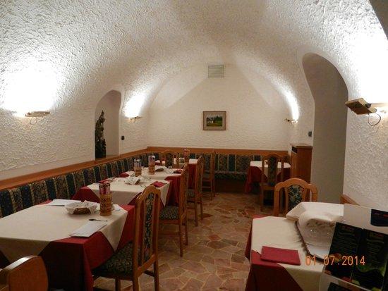Albergo Antico: taverna