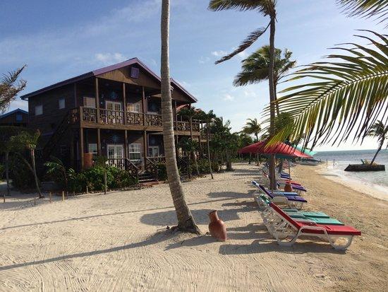 X'tan Ha Resort: Beach