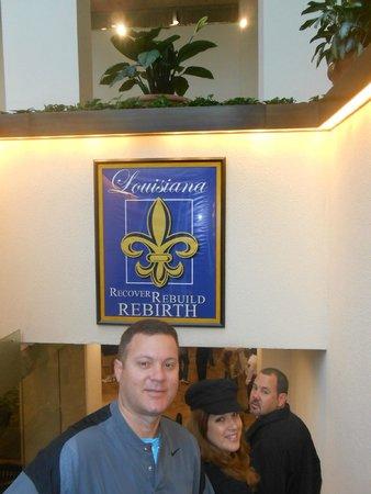 Hilton New Orleans Riverside: hilton 2