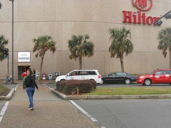 Hilton New Orleans Riverside: Hilton 3