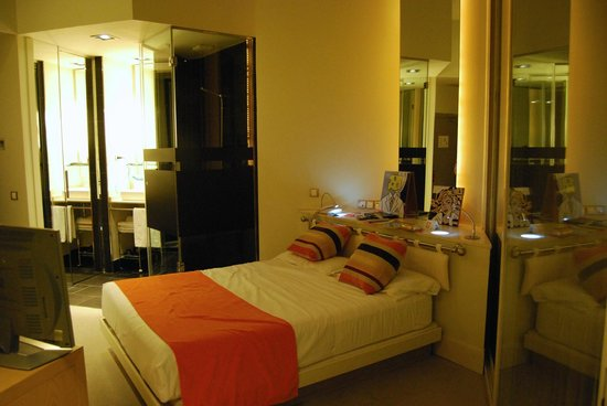 Hotel Room Mate Alicia: Habitación