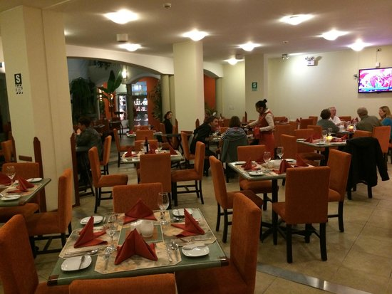 Eco Inn Cusco: Comedor