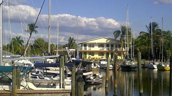 Mariner's Lodge and Marina : The Marina