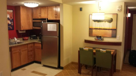 Residence Inn Columbus Downtown: Room 1410