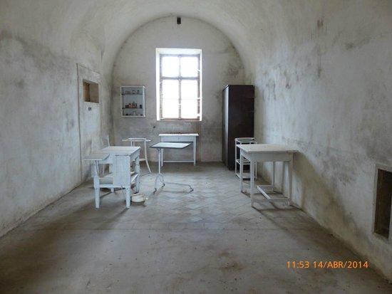 Terezín Memorial: Enfermería