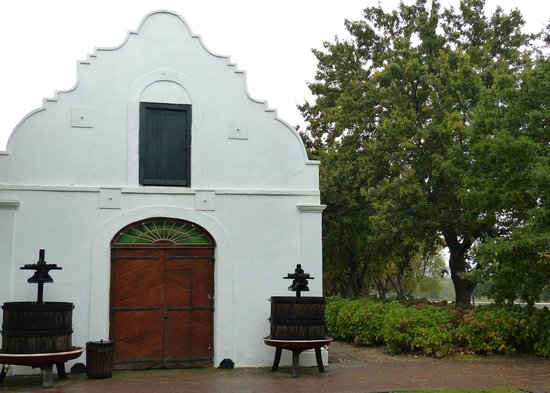 Boschendal Manor & Winery: Winery Building