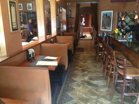 Vivace Ristorante: Vivace Bar Seating