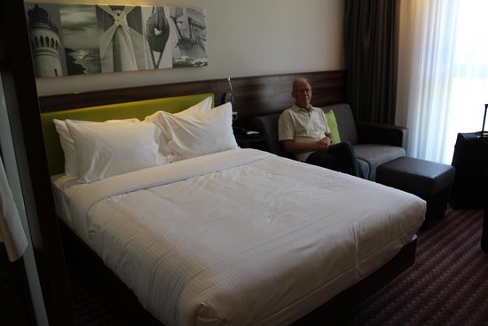 Hilton Gdansk: Dobbeltværelse