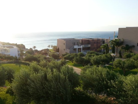 Michelangelo Resort and Spa: Amazing view from my room