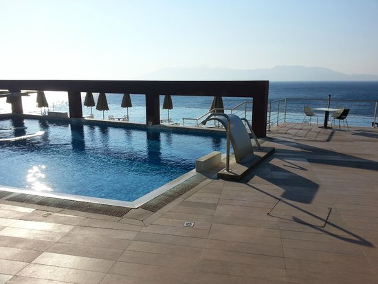 Michelangelo Resort and Spa: pool view