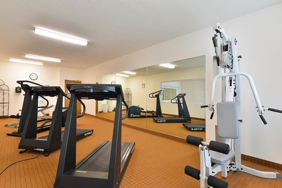 Sleep Inn & Suites: Exercise Room