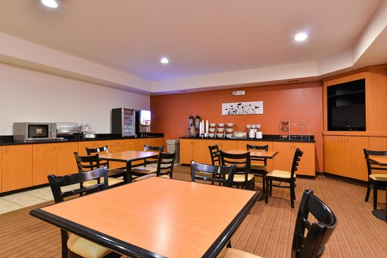 Sleep Inn & Suites Lebanon / Nashville: Breakfast Area