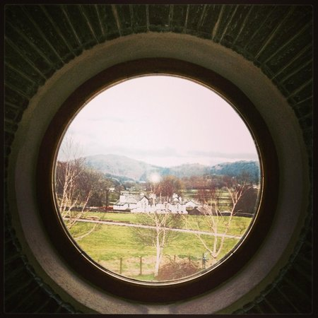 Grasmere Hostel: A view from the common room