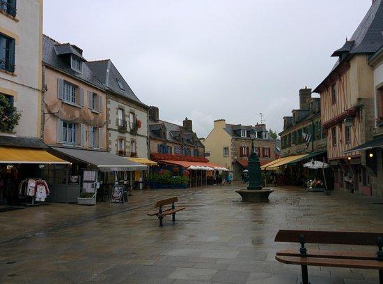 Ville Close : Platz
