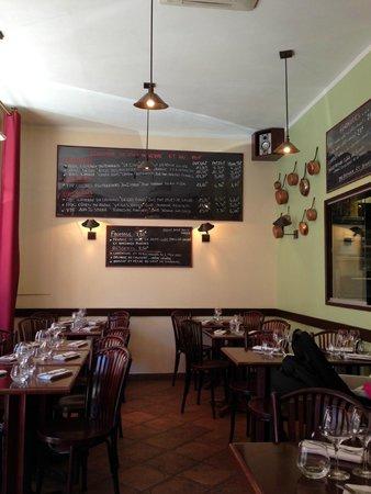 Danton...restaurant : la salle