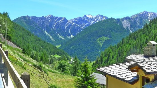 Ristorante Suisse : Saint-Rhemy-en-Bosses