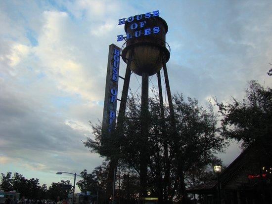 Disney Springs: HOUSE OF BLUES