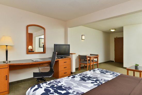 Sleep Inn & Suites Lebanon / Nashville: Suite Room