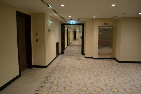 AVANI Deira Dubai Hotel: Hotel
