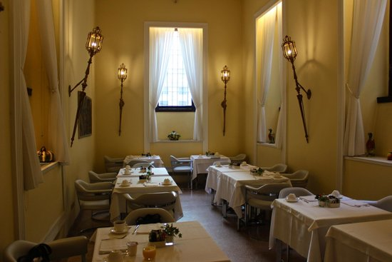 Gran Duca di York: dining room