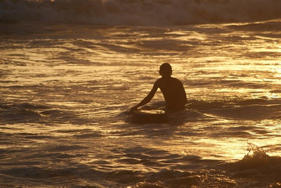 Villas El Rancho Green Resort : Surfing
