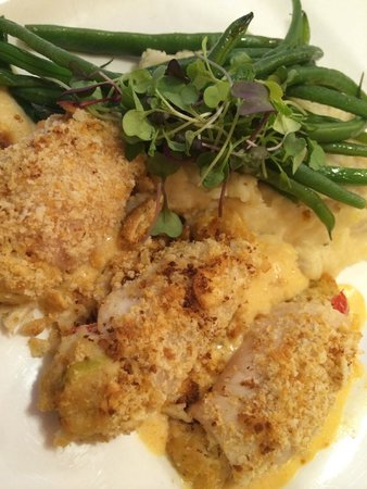 The Kitchen at Pleasant View Inn: Classic New Englad Dinner