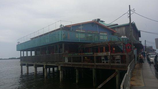 Natures Landing Condominium: Downtown Cedar Key