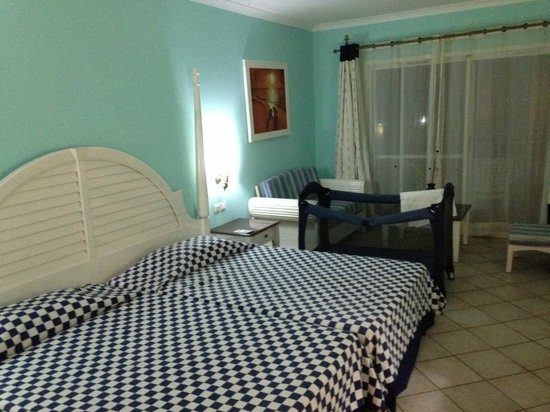 Blau Marina Varadero Resort: Room 1034 - Oceanview