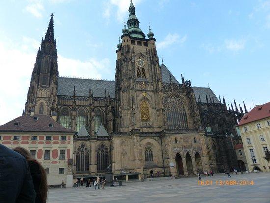 Château de Prague : Catedral de San Vito