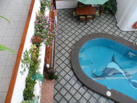Grand Hotel Lobo de Mar : Dos piletas para disfrutar en cualquier horario