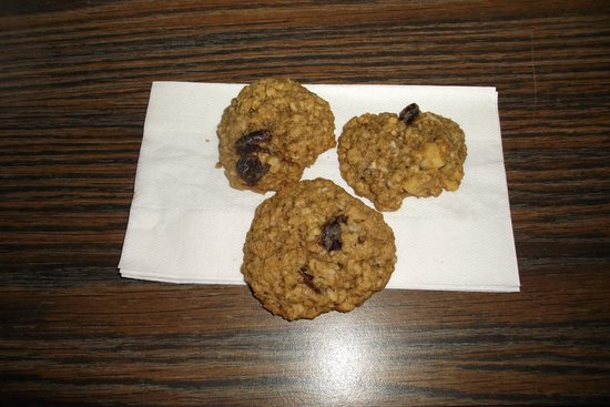 Nomad Motel : Cookies! Yum!