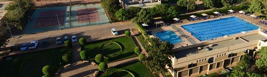 Laico Ouaga 2000 Hotel: Vue extérieur hôtel 2