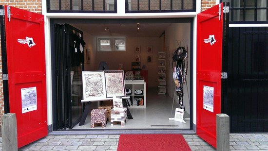 Noefy gallery/shop