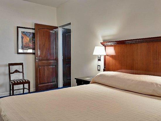 Hotel Presidente: La habitación