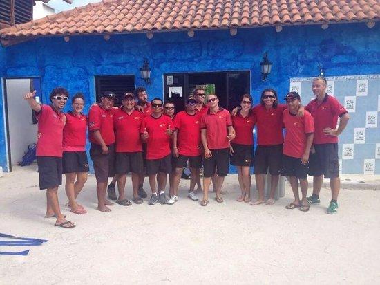 Allegro Playacar : le staff