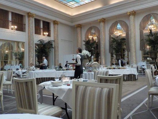 Hotel D'Angleterre: Breakfast room