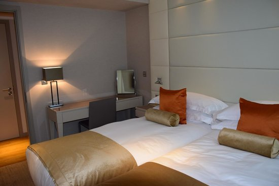 Cheval Three Quays: zweites Schlafzimmer