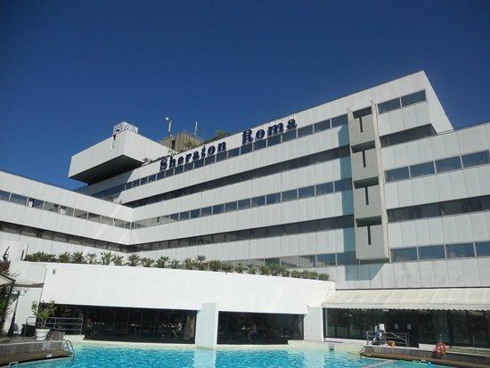 Sheraton Roma Hotel & Conference Center: Hotel
