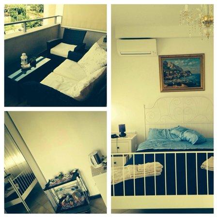 Sorrento Inn: The lovely room