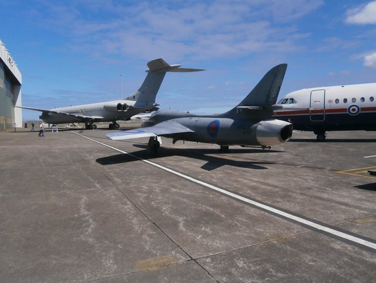 Classic Air Force: Outdoor exhibits