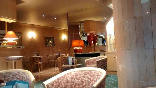 Mercure Limoges Royal Limousin : Reception 2