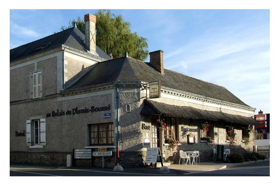 Relais Du Plessis-Bourre