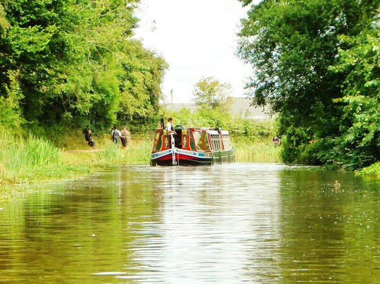 Tiverton Canal Co : Barge