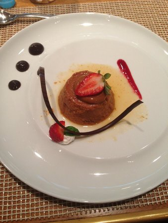 The Westin Lima Hotel & Convention Center: Postre