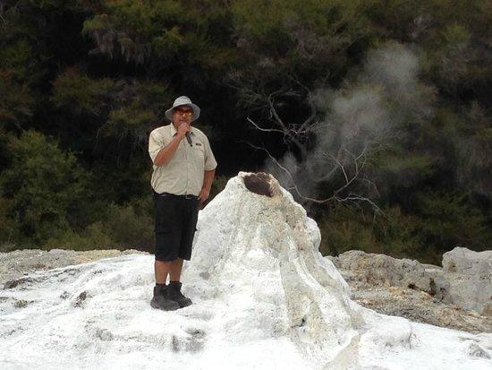 Wai-O-Tapu Thermal Wonderland : guide du parc